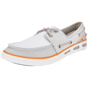 Columbia Vulc N Vent Boat Canvas - Chaussures Femme - gris